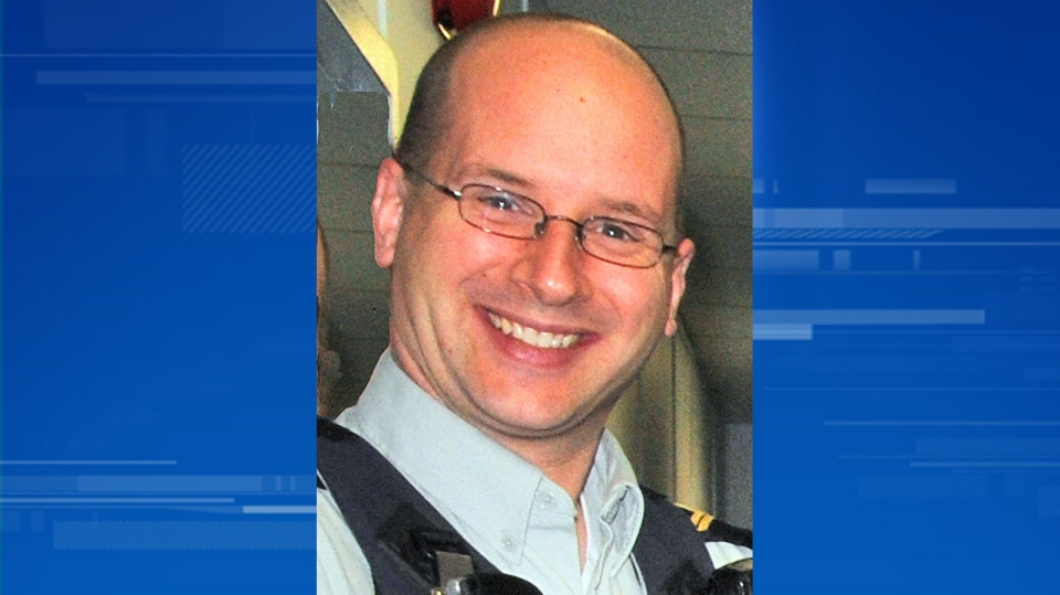 CTV News has confirmed Kamloops RCMP Cpl. J. R. Michaud is the Mountie who was shot early Wednesday, leaving him in serious condition. Dec. 3, 2014. (Courtesy: Ashcroft Cache Creek Journal)