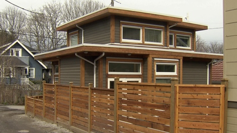 Smallworks has built two dozen laneway homes and expects to build another 14 this year alone. (Smallworks)