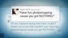 Taylor Swift hacked on social media