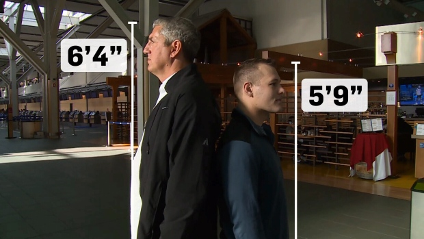 Too Tall To Fly? Airlines Accused Of Height Discrimination