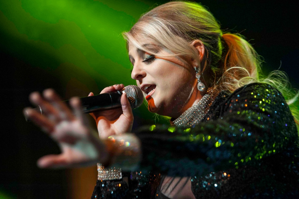 Meghan Trainor Brings Bass And Bounce To Vancouver Ctv