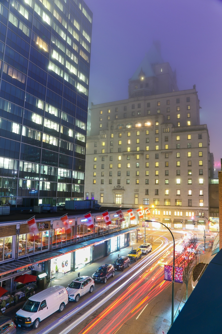 Eerie beauty: Capturing Vancouver by night | CTV Vancouver ...