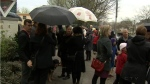 Community rallies after brutal sex assault