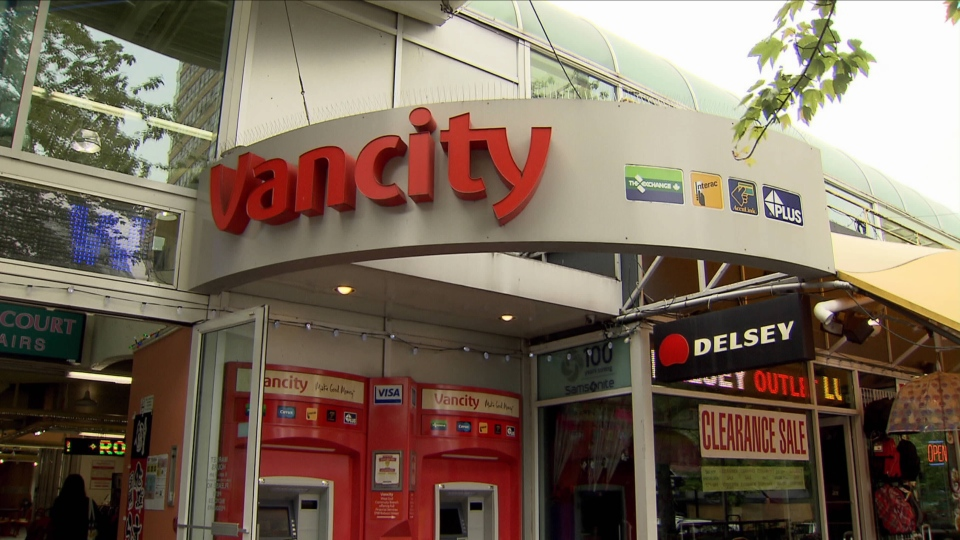 Accounts were breached after skimming scam at two unnamed Metro Vancouver retailers. (CTV)