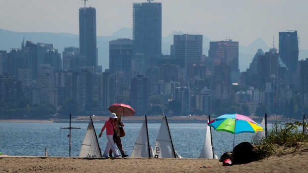 Vancouver weather: Summer temperatures, sunshine this ...