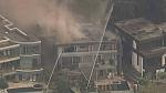 CTV Vancouver: Suspicious fire damages homes