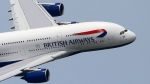 A British Airways flight is shown in this file photo. (AP)