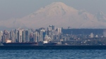 The Vancouver skyline is seen in this undated photo. (Jonathan Hayward/THE CANADIAN PRESS)