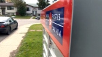 Canada Post workers will start job action on Monday by refusing to work overtime in Alberta and the Northwest Territories if a settlement is not reached, the union announced Sunday afternoon.(File photo)