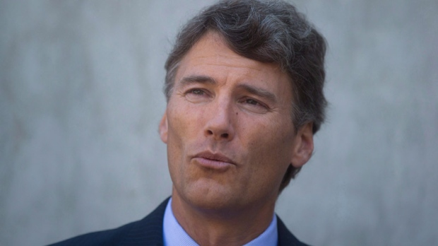 Vancouver Mayor Gregor Robertson is seen in this Sept. 2015 file photo. (THE CANADIAN PRESS/Darryl Dyck)
