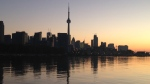 The Ontario government is closely monitoring Toronto and Vancouver housing markets for changes as a result of B.C.'s foreign buyers property transfer tax. (George Stamou / CTV Toronto)