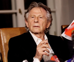 Filmmaker Roman Polanski speaks with in Krakow, Poland on Friday, Oct. 30, 2015. (AP / Jarek Praszkiewicz)