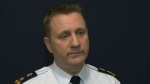 Victoria Police Chief Frank Elsner apologizes for sending 'inappropriate' messages.