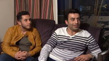 Yasin and Majd Alhomsi