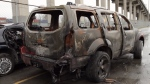 ICBC's top fraud claims include a man convicted of intentionally torching his own car. (ICBC)