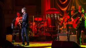 Blue Rodeo held a packed audience in the palms of their hands for two and a quarter hours at the first of the band's two Vancouver concerts at the Orpheum Theatre on Jan. 26, 2016. (Anil Sharma Photographer).