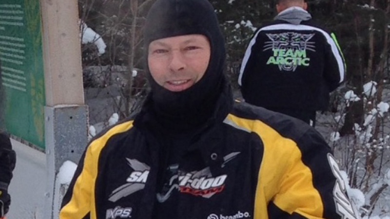 Todd Chisholm, 47, of St. Albert was one of the five men killed in an avalanche in B.C. on Friday. (Photo supplied)