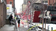 CTV Toronto: Fatal crane collapse in NYC