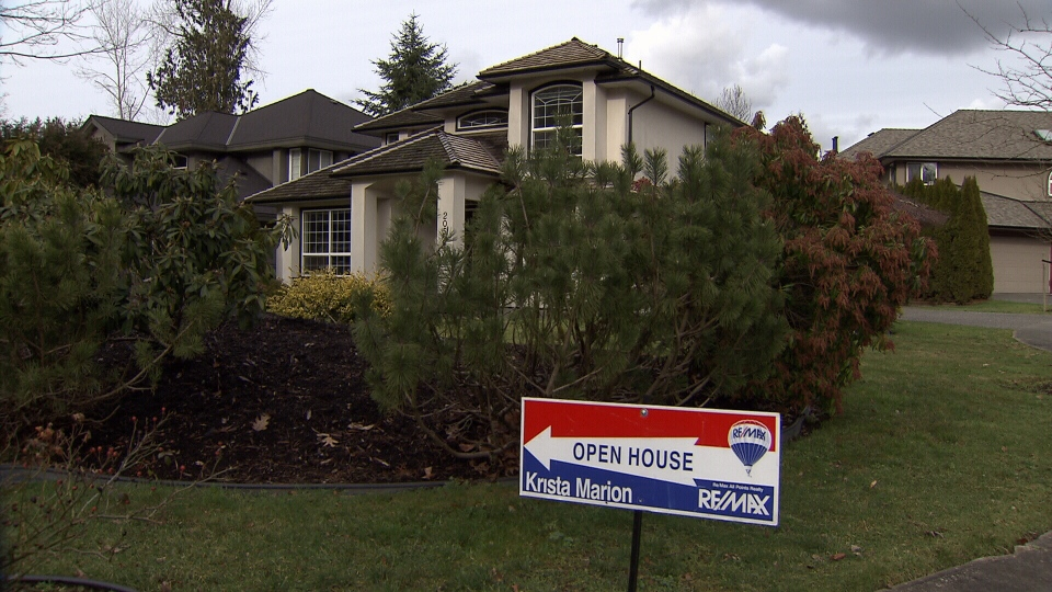 This Langley home is listed for $815,000 – but is expected to sell for much more. Feb. 6, 2016. (CTV News).