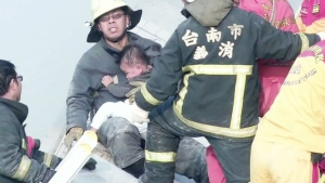 CTV National News: Earthquake recovery in Taiwan