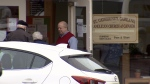 Churchgoers at St. Catherine's Capilano in North Vancouver say they were stunned to learn their priest is facing five historic sex assault charges against children in Edmonton. Feb. 7, 2015. (CTV News).