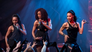 The American R&B/pop trio En Vogue performed at Vancouver's Commodore Ballroom on Sunday, Feb. 7. (Anil Sharma Photographer).