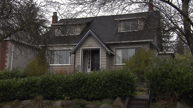 One property on Vancouver's west side sold three times between November 2014 and November 2015, increasing in price by $600,000. (CTV)