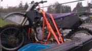 CTV Vancouver: Drone spots stolen motorcycle
