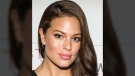 Ashley Graham attends the US WEEKLY celebrates Fashion Week at KIA STYLE360 on Monday, Sept. 14, 2015, in New York. (Photo by Michael Zorn/Invision/AP)