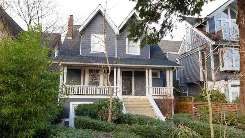 This home on Vancouver's West Side sold for $735,000 over asking after just 10 days on the market. (MLS)