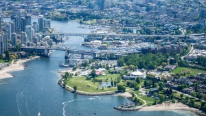 Get a unique perspective with these photos taken from Chopper 9 over Vancouver.