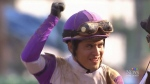 Vancouver's most famous jockey getting a comeback