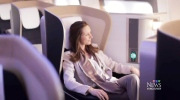 Airline seat sale makes 1st class more affordable