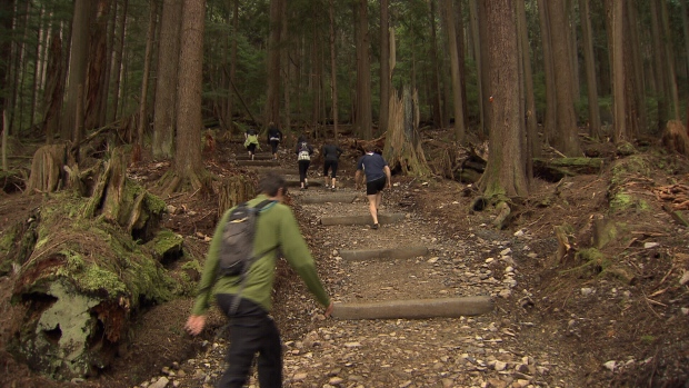 how to get to the grouse grind