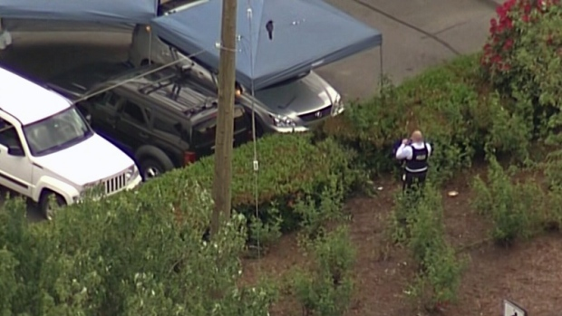 A man has died and a second male is in custody following a stabbing in Chilliwack.