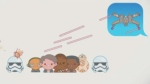 Star Wars recreated with emojis