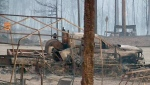 Devastation from Fort McMurray fire