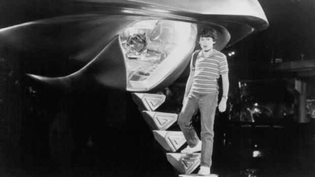 Joey Cramer starred in the 1986 movie Flight of the Navigator (IMDB)