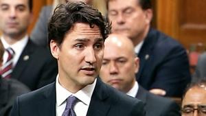 CTV News Channel: PM Trudeau on Alta. crisis