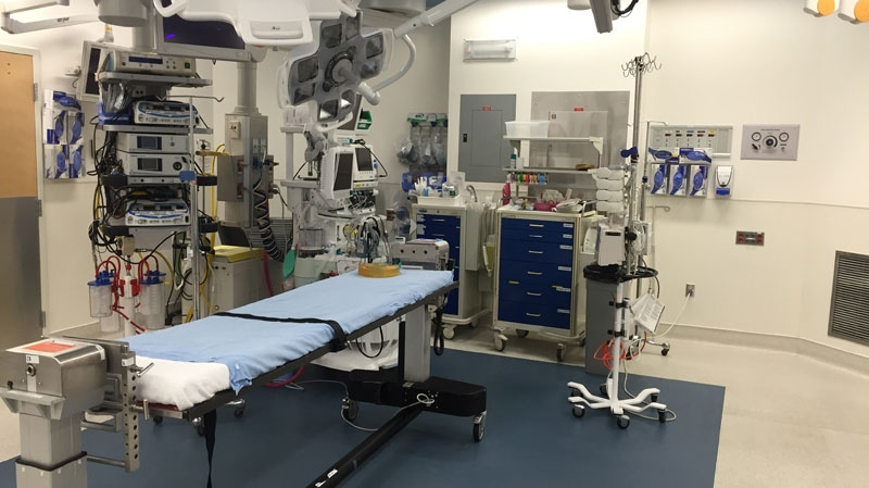 Bc Children S Hospital Room