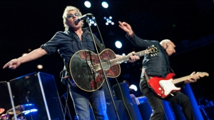 British rock band The Who rocked out at Vancouver's Rogers Arena on Friday, May 13, 2016. (Anil Sharma Photographer).