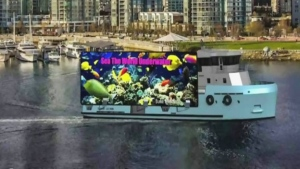 Vancouver votes to regulate floating billboards