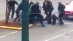 Police defend use of force in dramatic takedown
