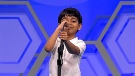 CTV News Channel: Spelling bee whiz
