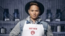 Matthew Astorga is the sole British Columbian in the running to become Canada's next MasterChef. (CTV)