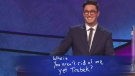 Cheeky Jeopardy contestant polarizing fans