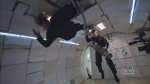 Tony Hawk goes sky high with zero gravity