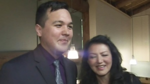 Mother and son graduate from UBC together