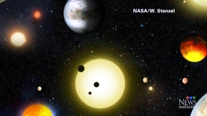 UBC student discovers 4 new planets