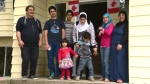 A family of Syrian refugees living in Cobble Hill are grateful for their new home in Canada. June 8, 2016 (CTV Vancouver Island)